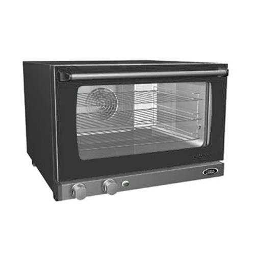 Cadco - XAF-113 - Line Chef Half Size Countertop Convection Oven