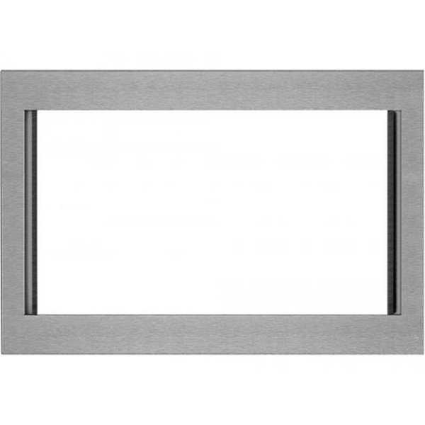 Sharp RK94S27 27 in. Built in Trim Kit - Stainless Steel