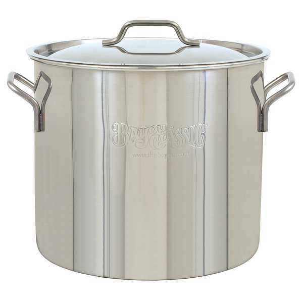 Brew Kettle 20 -quart Stainless Steel Stockpot