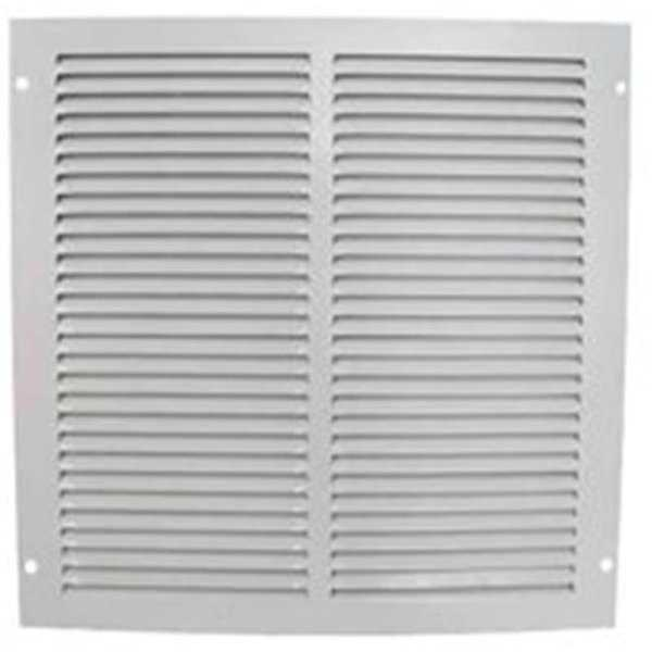 Mintcraft 1RA1212 Return Grille Whte 12 In. x 12 In.