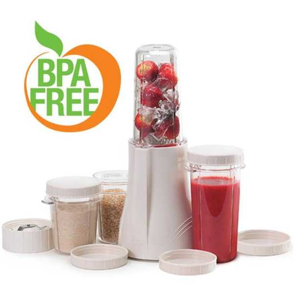 Tribest PB250 Personal Blender Blending and Grinding Dynamo - BPA Free