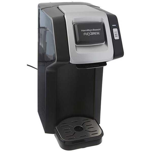 Hamilton Beach 49974 FlexBrew Single Serve Coffee Maker, Black